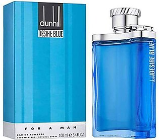 Dunhill Blue Desire Perfume for Men 100 ml