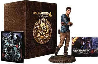 Sony Uncharted 4 A Thief's End Libertalia Collector's Edition PlayStation 4