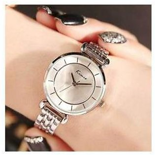 Women's Kimio Stainless Steel Bracelet Watches