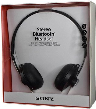 Sony Bluetooth Head Phone Sbh60