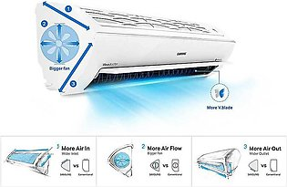 Samsung 2.0 Ton Air Conditioner Heat & Cool Series
