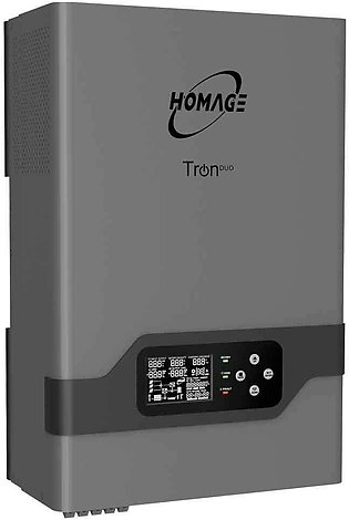 Homage HTD 1011 Tron Duo Inverter UPS Black