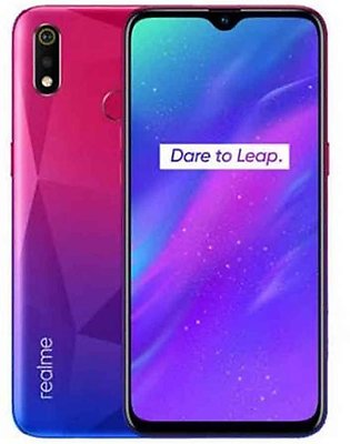 Realme C3 3GB Ram 32GB Rom Red