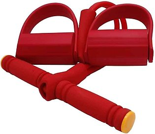 Gym Solution Tummy Trimmer Red