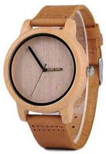 Women's Bamboo Wooden Watches