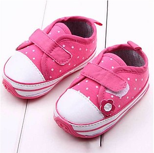 Cute Baby Single Strape Baby Shoes