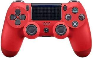 Sony PS4 DualShock 4 Wireless Controller Rev. 2016 Magma Red