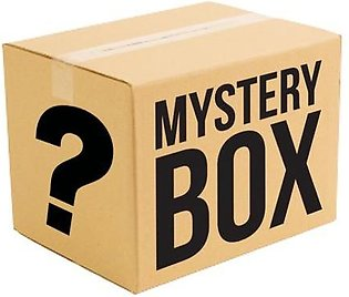 Mystery Box - Mobile Accessories Box Worth 2550 - 600 Rupees Save Guaranted