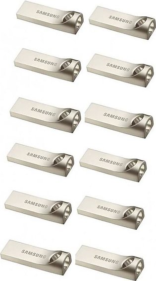 Pack of 12 32Gb Usb Flash Drive - Silver