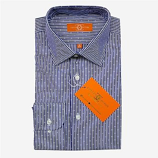 Cotton and Cotton Formal Linning Shirt For Men