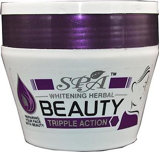 SPA Whitening Herbal Beauty Tripple Action Face Whitening Cream