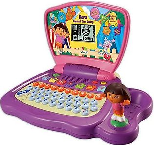 VTech Toy Laptop  with Dora and Her Friends in Carnival