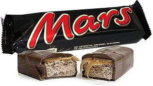 Mars Chocolate 6x51gm Pack
