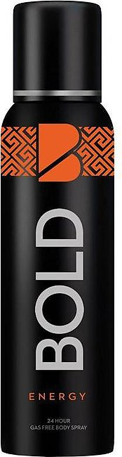 Bold Body Spray Energy 120ml