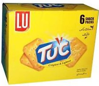 Lu Biscuit Tuc 6 Half Roll Box