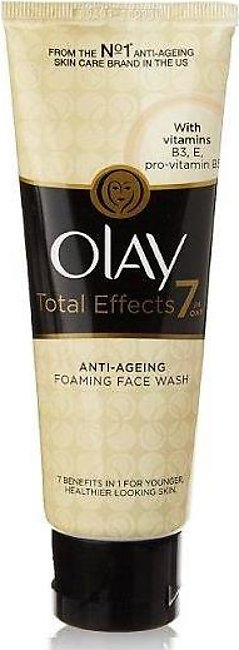 Olay Total Effect 7 Face Wash 150gm
