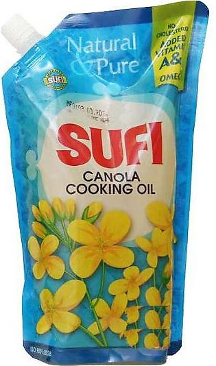 Sufi Canlola Cooking Oil