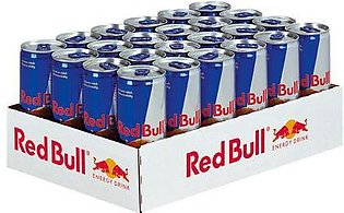 Red Bull Energy Drink Can 250ml ( 1 x 24 ) Ctn Pack