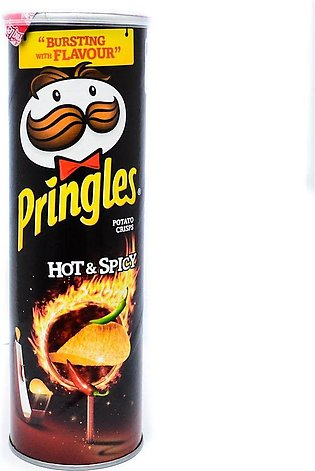 Pringles Hot and Spicy 110g