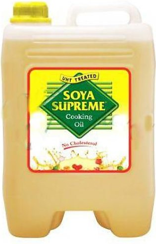 Soya Supreme cooking  Oil  10L Can