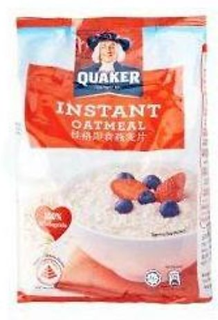 Quaker Instant Oatmeal Pouch Pack 800g