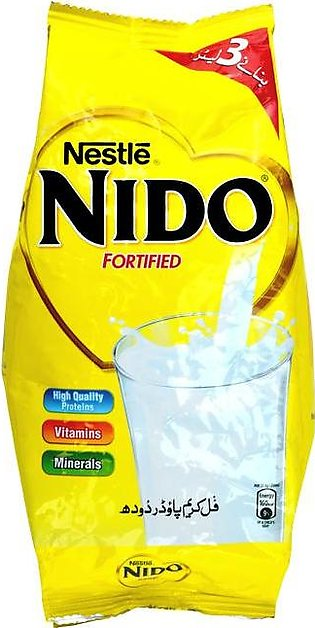 Nestle Nido Fortified 390g Pouch