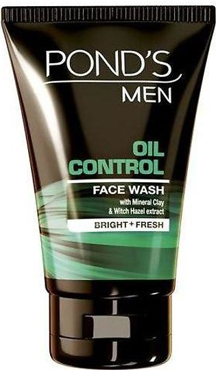 Ponds Oil Control Face Wash Tube 100gm