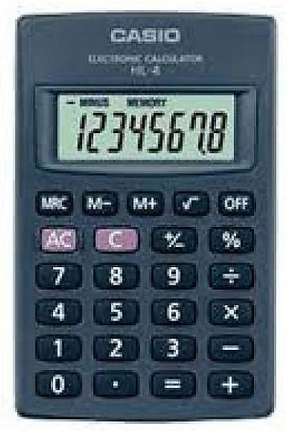 Casio Pocket Calculator LC-310N