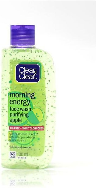 Clean & Clear Face wash Purifying Apple 50ml