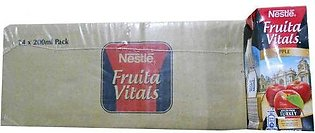 Nestle Fruita Vitals Apple 24 x200ml Pack