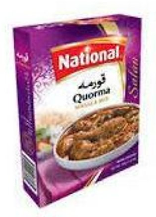 National Quorma Masala Mix Powder 50Grams