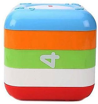 7 in 1 Amazing Cube Shape Learning Toy
