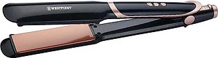 West Point Women's Hair Straightener Salon Quality Styling now at Home WF-6808