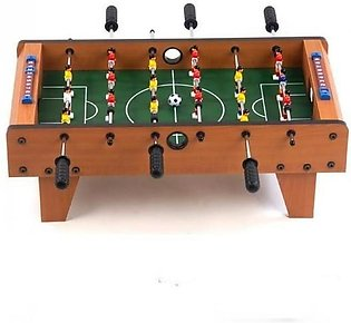 Wooden Soccer Football Game Table  Small