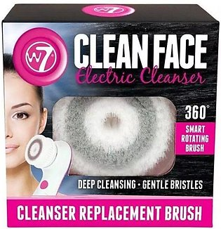 W7 Clean Face Electric Cleanser Replacement Brush