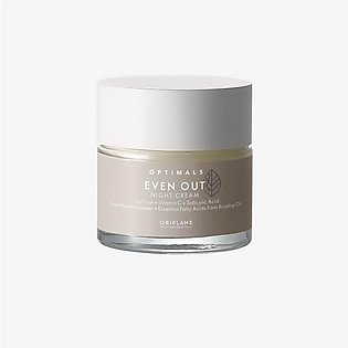 Oriflame-Optimals Even Out Night Cream, 50ml
