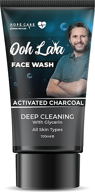 Hope Care - Activated Charcoal Face Wash