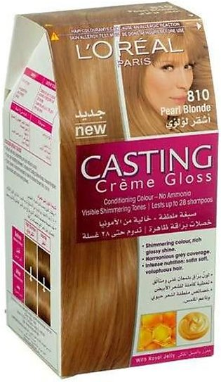 Casting Creme Gloss -810  Blonde Pearl Hair Color