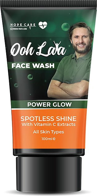 Hope Care - Power Glow Face Wash