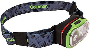 Battery Lock Cxs Plus 300 Lithium-Ion Recharge Head Torch, Green