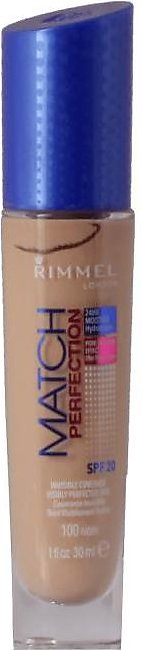 Rimmel Foundation Match Perfection IVORY