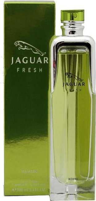 Jaguar Edt 100ml Woman Fresh