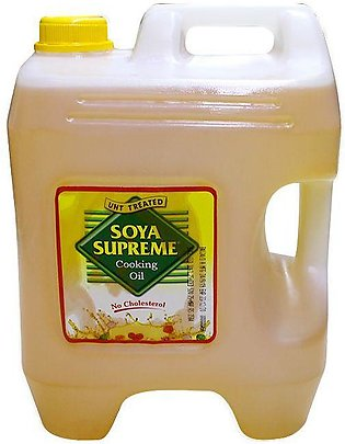 Soya Supreme Cooking Oil 16Ltr Can