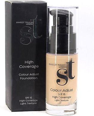Sweet Touch Foundation High Coverage HC137