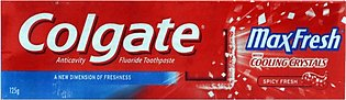 Colgate ToothPaste Max Fresh Spicy Red 125g