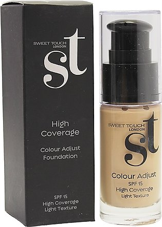 Sweet Touch Foundation High Coverage HC132