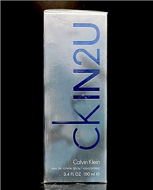 Calvin Klein Ck In 2u 100ml Him