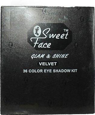 Sweet Face Eye Shadow 36's Velvet