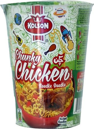 Kolson Cup Noodles Chunky Chicken