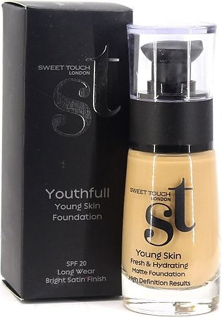 Sweet Touch Foundation Young Skin YS-02